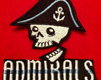 Norfolk Admirals Patch