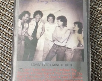 Loverboy loving every minute of it Cassette Tape 1985