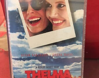 Thelma And Louise Movie Soundtrack Cassette Tape