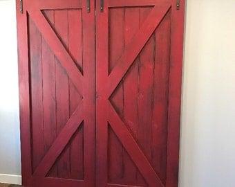 Reclaimed Barn Door Etsy