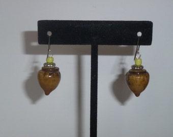 Acorn Earrings #6