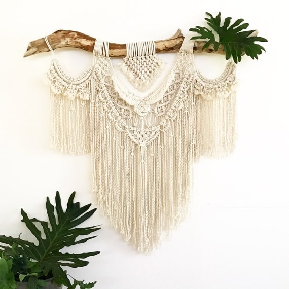 """""""Lacey"""" Large Wall Hanging"""