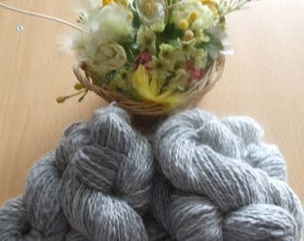 Beautiful Super cuddly wool of the Ruddy German Angora