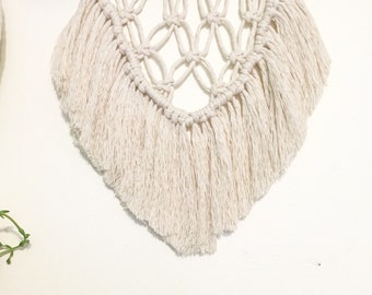 "Mini ""Willow"" wall hanging"