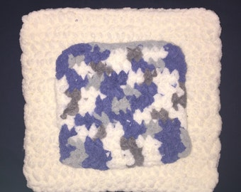 Crochet Washcloths (Set of 6)