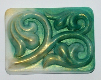 "Designer SOAP ""phantasies in green"""