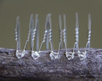 Swarovski Xilion Crystal Hair Pins