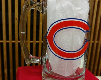 Chicago Bears Beer Stein