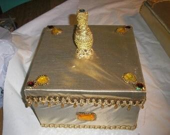 Alabastor Box