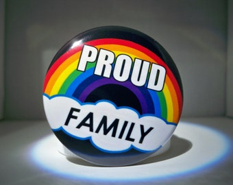 Proud Family, Pride Ally