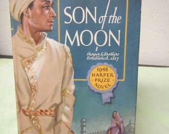 Son of the Moon ** First Edition ** 1948 **sj