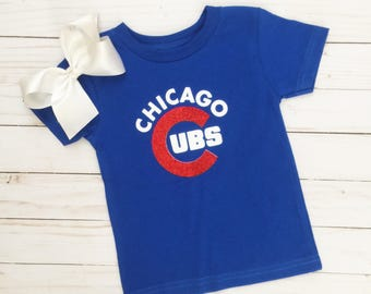 Chicago Cubs Shirt•Chicago Cubs Kids Shirt•Chicago Cubs Girls•Chicago Cubs Women's Shirt•Cubs Shirt•Chicago Cubs Baby•Cubs Onesie