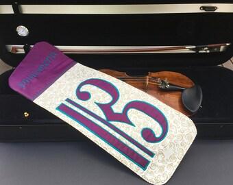 Alto clef, viola blanket