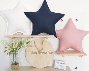 Mini Star Cushion - Cotton