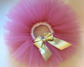Tulle Tutu - Custom Tutu - Girls Tutu - Baby Tutu - Newborn Tutu - Toddler Tutu - Birthday Tutu - Custom Color Tutu - Baby Shower Gift