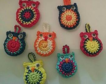 """Keychain """"Owl"""""""