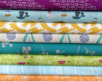 Colorful Bundle! Art Gallery Fabrics