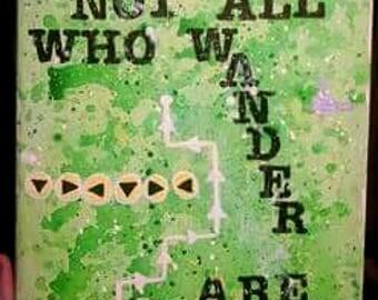 Zelda lost woods proverb