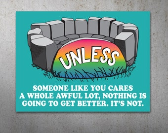 Unless PRINTABLE Protest Poster   Climate March, Climate Change, Trump Protest Sign