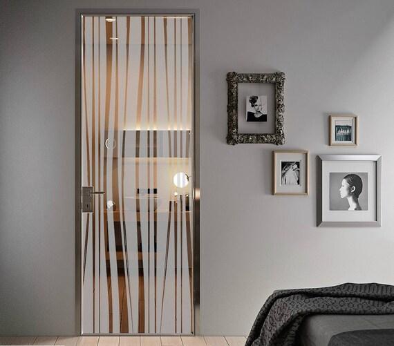 pellicole adesive decorative per vetro vetri sabbiati - Vetri Sabbiati Per Porte