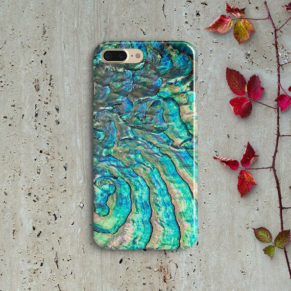 Abalone Shell Iphone Case