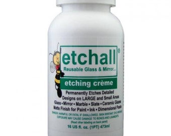 Etchall Etching cream Creme 473ml code: NM-RWD11316