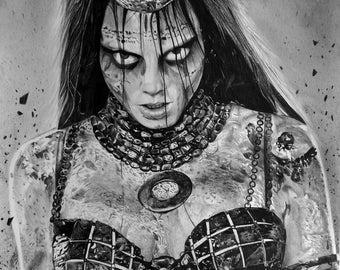Enchantress Suicide Squad, Cara Delevingne