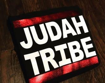 Judah Tribe T-Shirt (with fringe options)