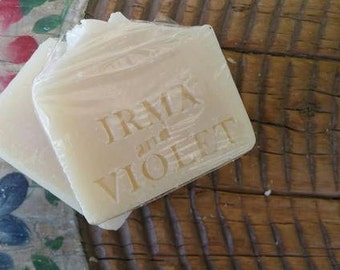 Pure and Unscented Soap