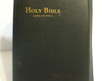 Holy Bible Concordance