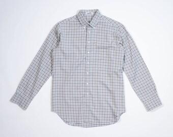 HERMES - Vichy shirt