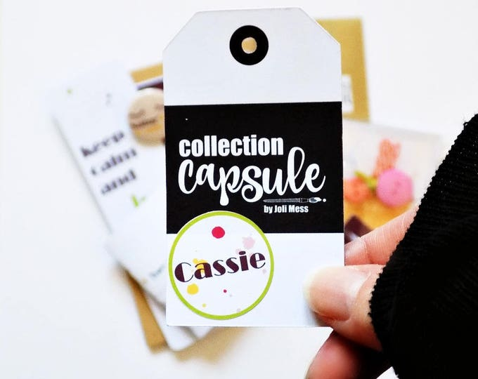 """Featured listing image: """"Cassie"""" Capsule collection"""