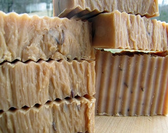 Forever Rosemary Goat's Milk Soap, Homemade Soap