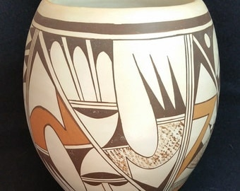 Hopi Pottery by Joy Navasie, 2nd Frog Woman