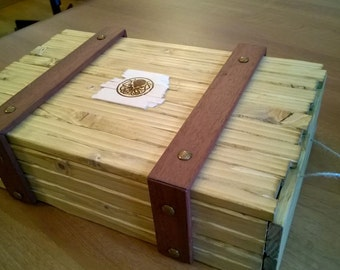 Tea bag box - Treasure chest model!