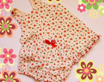 Dress and Knickers for baby and toddler,Sundress for girls,baby girl dress sewing pattern,Diaper Nappy Cover to fit 3 months to 2 years.