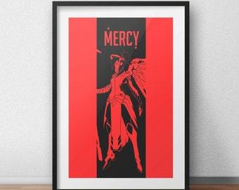 Overwatch- Mercy