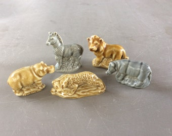 Wade Whimsey African Safari Collection - England
