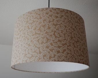 """Lampshade """"Leaves"""""""