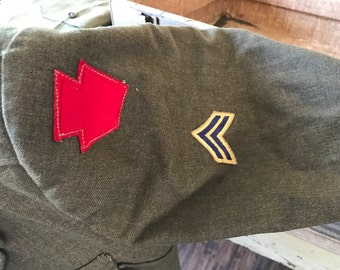 28th Infantry Division Army Uniform With Case