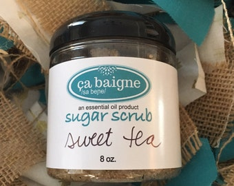 Luscious SUGAR SCRUBS