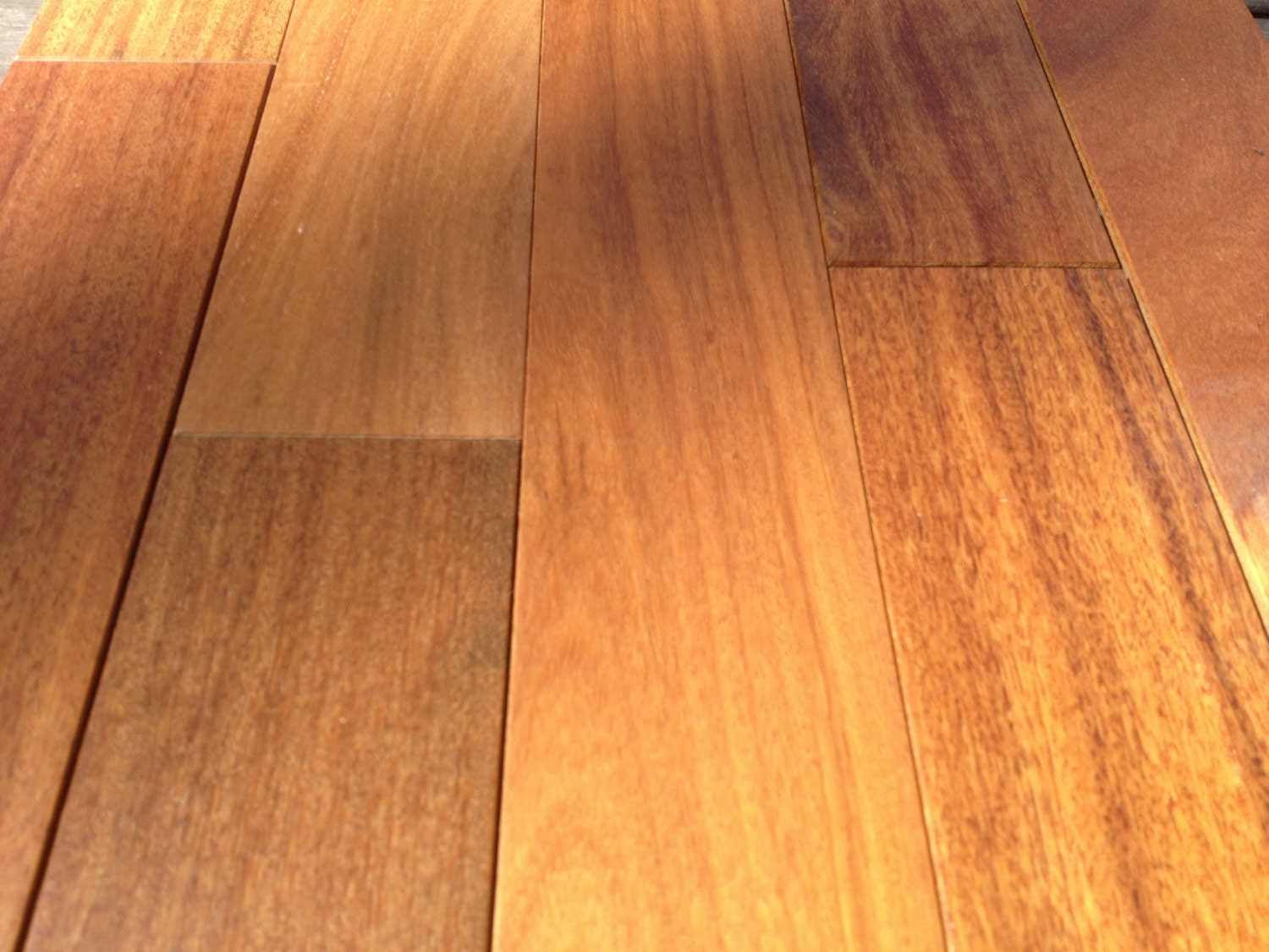 Brazilian teak cumaru hardwood flooring unfinished for Unfinished hardwood floors
