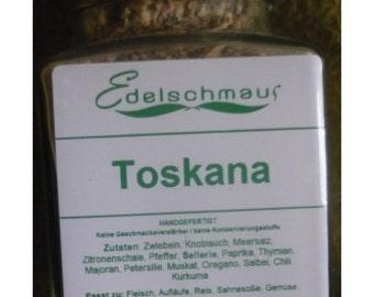 Spice blend Tuscany