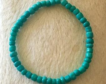 Girls Turquoise Bracelet