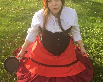 Hetalia- Hungary (Skirt and Apron)