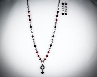Dark Red, Black, Hemalyke and Gunmetal  - RD19