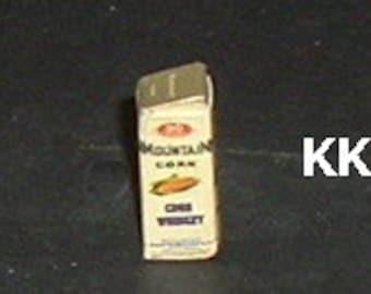 Miniature LIQUOR BOX - Corn Whiskey (KK)  (Infinity)