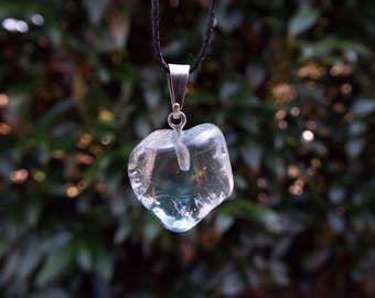 Topas, Topaskette, Edelsteinkette, Kristallkette, Edelstein, Boho necklace, Crystal necklace, Topaz necklace, Heilsteinkette, Bohemian