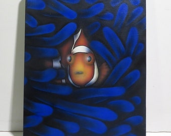 Clownfish Painting