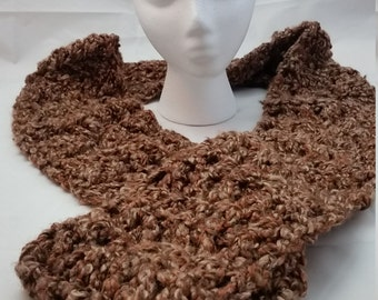 Crocheted Cowl or Infinity Scarf